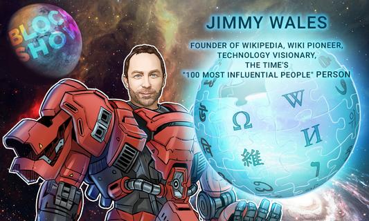 BlockShow Europe 2018 welcomes Wikipedia founder Jimmy Wales