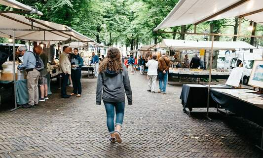 Get a feel for Dutch culture and language by reading books