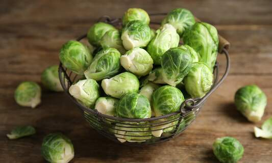 Swap your sweets for sprouts this Sint-Maarten!