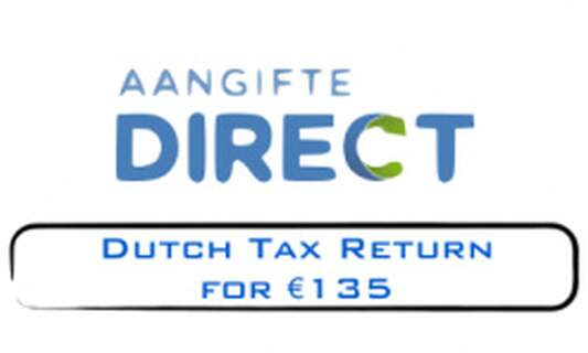File your Dutch income tax return for 135 euros