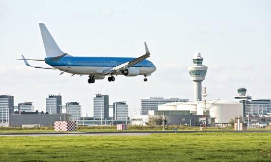 Amsterdam Schiphol Airport 1916-2016: a digital time-lapse