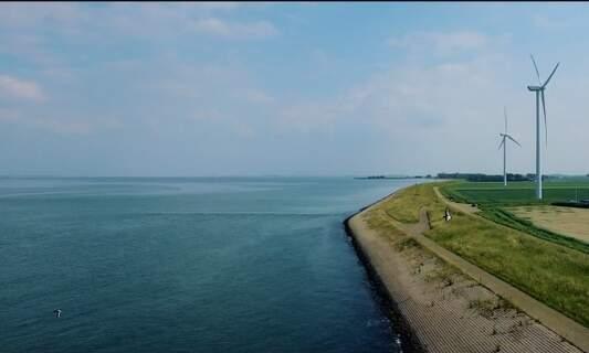 Coastal views of the Netherlands