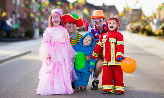 Carnival Celebrations in the Netherlands