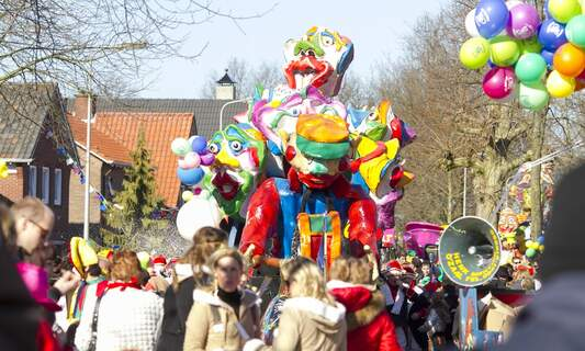 Carnival in the Netherlands