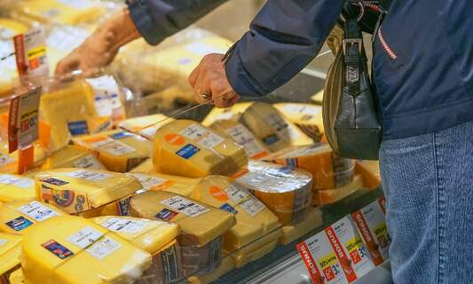 Shoppers in the Netherlands to see cost of weekly shop rise