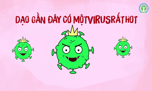 The Vietnamese coronavirus song