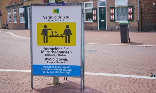 Future uncertain as Dutch parliament debated second coronavirus wave