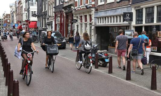 The Netherlands is second place for cyclist deaths in Europe