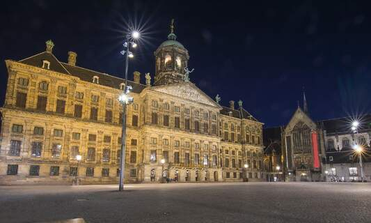 People of the Netherlands turn to live-stream webcams as curfew kicks in