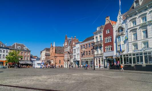 Why Den Bosch is a lovely place to move to