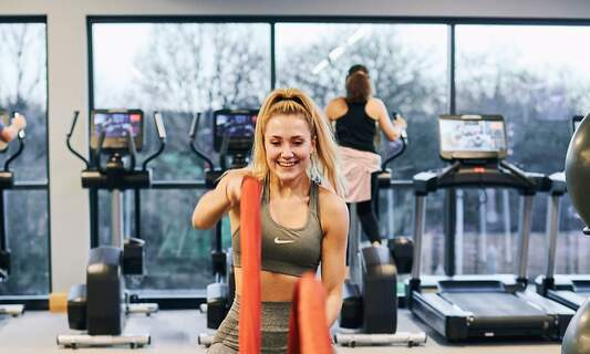 Swing into action at David Lloyd Clubs