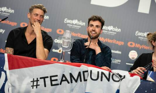 Two Dutch cities still in the running to host the Eurovision Song Contest