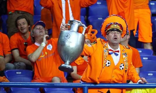 Hup Holland Hup! Dutch beat Ukraine 3 - 2 in team's first Euros match
