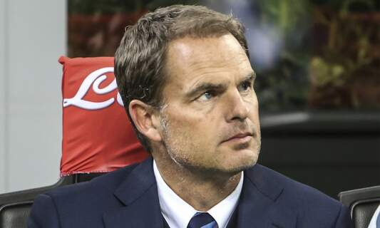 Frank de Boer steps down as coach for Dutch football team