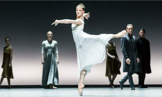 Win tickets to Tristan + Isolde at the Dutch National Ballet