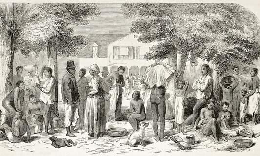 Slavery Exhibition at the Rijksmuseum with an online preview