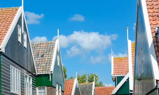 And the most beautiful village in the Netherlands is…