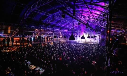 Music festivals in the Netherlands: Winter 2020