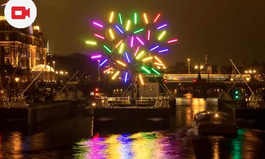 [Video] Amsterdam Light Festival 2013-2014