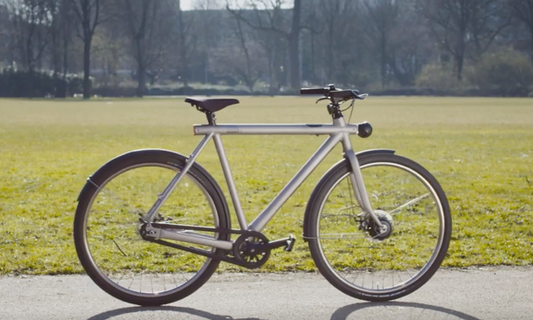 Google Netherlands introduces self-driving bicycle