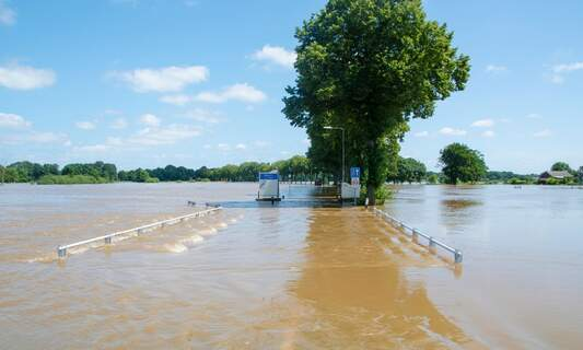 Water levels in Limburg recede, local authorities say worst is over