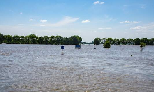 Flooding leads to half a billion euros worth of damage in Limburg