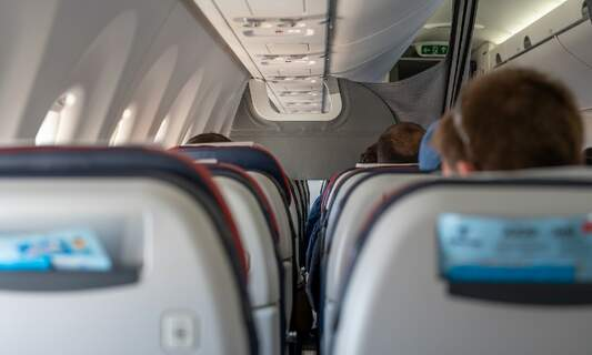 Coronavirus leads to increase in number of incidents on planes