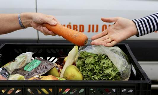 Food banks in the Netherlands