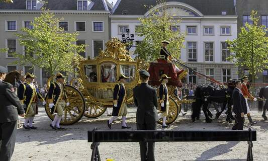 The Golden Coach | exhibition at Amsterdam Museum