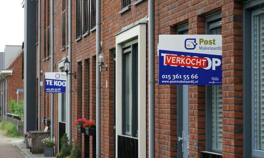 Dutch housing market increasingly inaccessible to average-earning singles