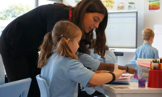 Success in corona-times: Amity Amsterdam officially accredited as IB PYP school