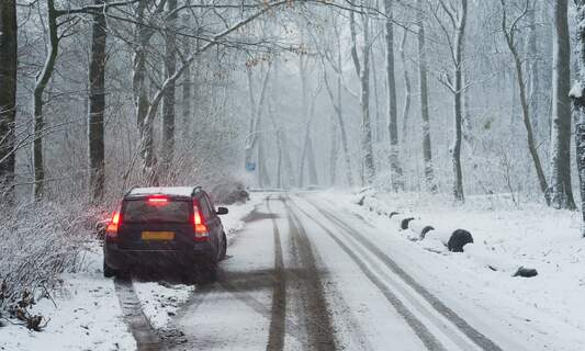 Slippery winter roads likely in NL: Road salt contains harmful chemicals
