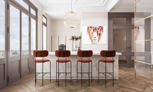 Why you should always hire an interior designer