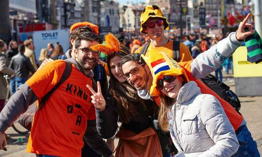Groningen to host Dutch royal family on King's Day
