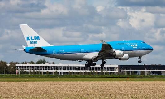 The Netherlands runs world's first biokerosene passenger flight