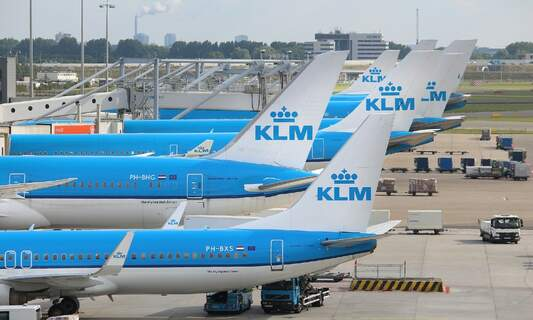 KLM confirms there will be no ban for unvaccinated travellers