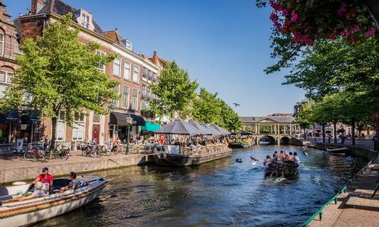 Tropical temperatures and thunderstorms on the cards for the Netherlands