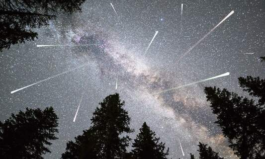"""Don't miss out on the """"King of Meteor Showers"""""""