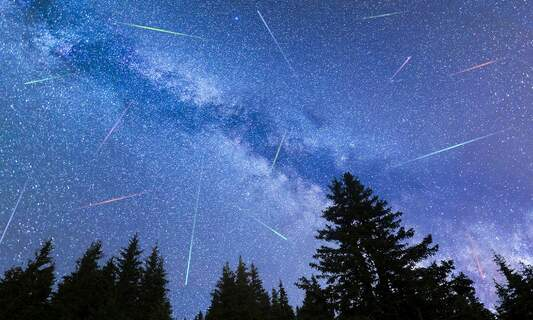 Catch a glimpse of the Perseids meteor shower this week!