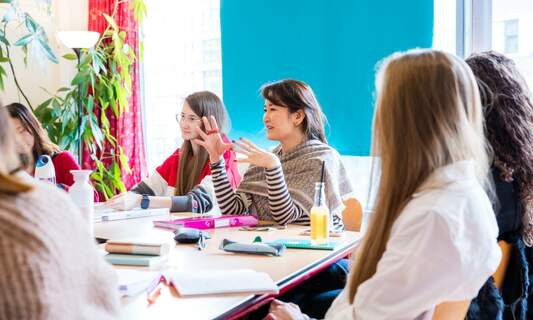 Affordable, quality English courses in Amsterdam Centre
