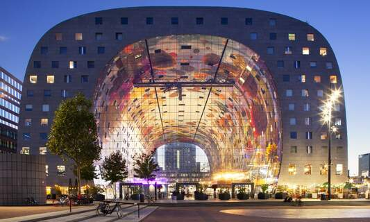 5 reasons why you should move to Rotterdam