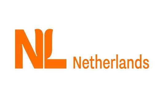 The Netherlands unveils new international logo