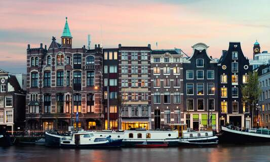 Amsterdam in top 25 most visited cities in the world