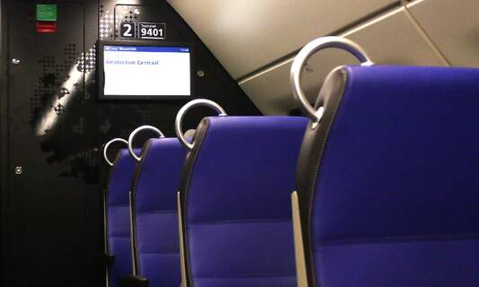 Dutch trains prepare for increased passenger numbers in September