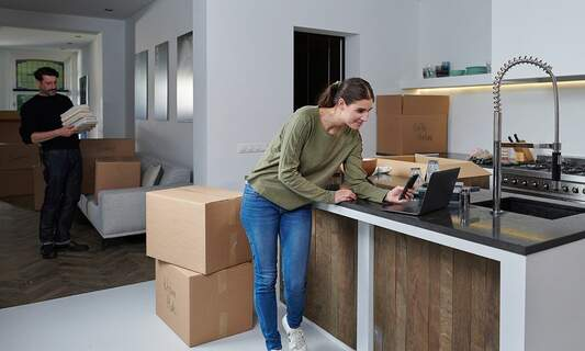 ABN AMRO helps you with your move to the Netherlands