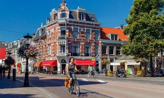 Utrecht launches smart bike routes