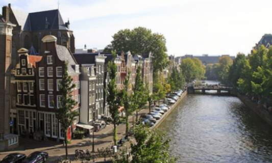 """Submit a picture for the exhibition """"Amsterdam Canals"""""""