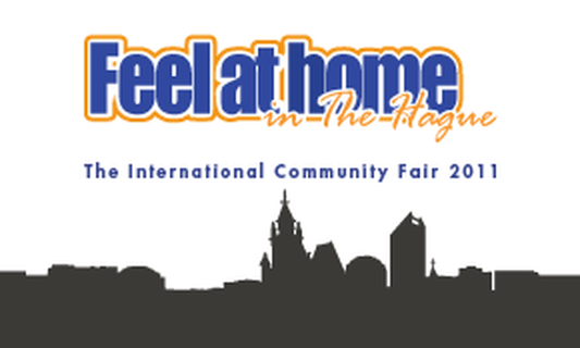 Feel at Home in The Hague - The International Community Fair 2011