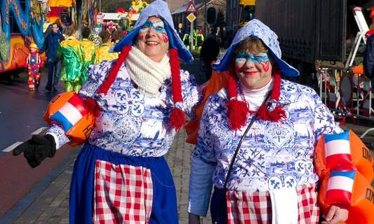 The Dutch Carnival dictionary