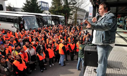 2011 Dutch Strike Actions